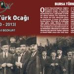 100. Yılında Bursa Türk Ocağı