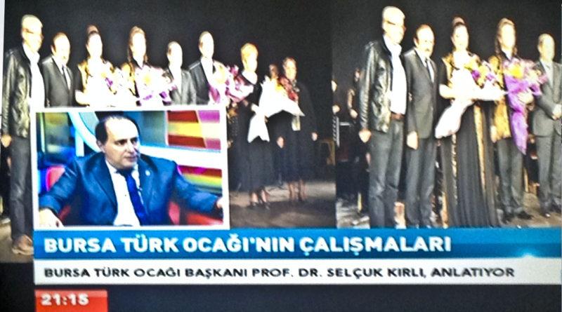 Prof. Dr. Selçuk Kırlı AS TV'de