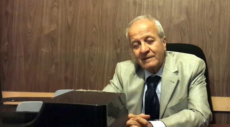 Gençlik Kolu Emekli Hakim Av. Nadir Ülker Bey İle Bir Aradaydı