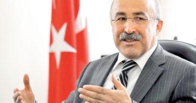 Türk Ocakları Genel Başkanı Prof.Dr.Mehmet ÖZ'den