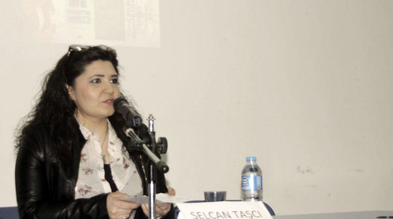 Yazar Selcan Taşçı Dünya Kadınlar Gününde