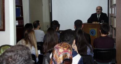 Akademik Seminer : Türk-İslam Siyasi Düşüncesi ve Devlet