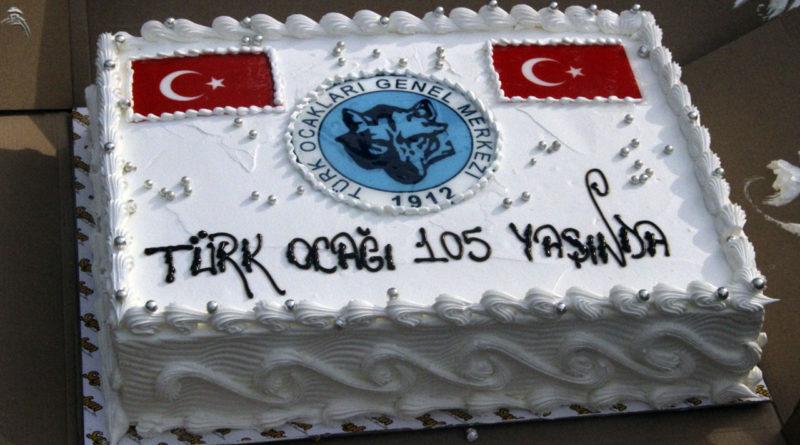Türk Ocakları 105 Yaşında
