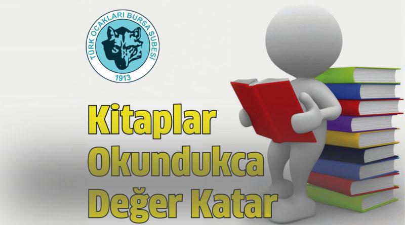 Türk Ocakları Bursa Şubesi 15.Uluslararası Tüyap Bursa Kitap Fuarında