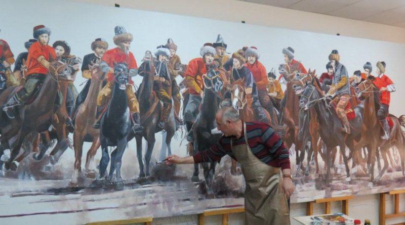 Büyük Ressam Mehmet Başbuğ Hakk'a Yürüdü