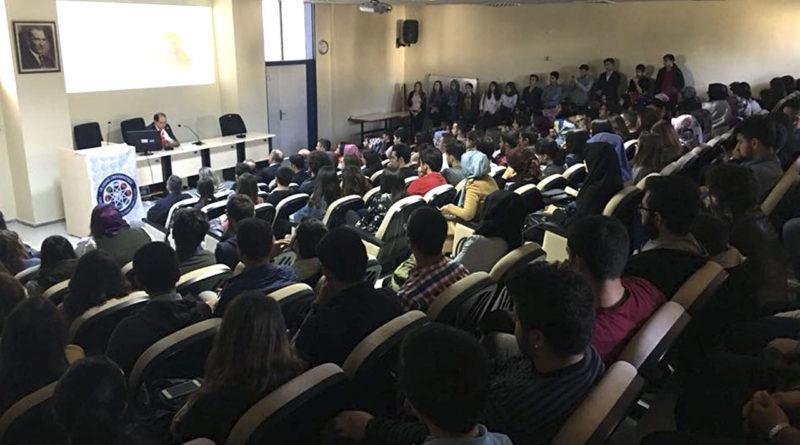 Prof. Dr. Selçuk Kırlı Konferans Verdi
