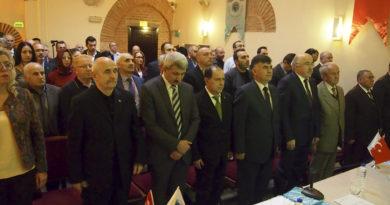 Marmara Bölge Toplantısı Gerçekleştirildi
