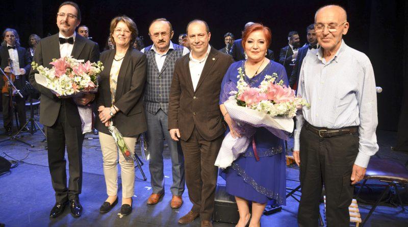 """3 Mayıs """"Türkçülük Bayramı""""  Bursa'da Türk Sanat Müziği Konseriyle Kutlandı"""