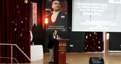 Şube Başkanımız Selçuk Kırlı'nın Eğitim-Öğretim Yılı Açılış Dersi