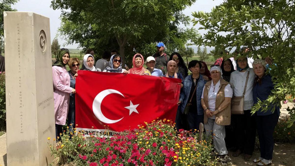 Servet Mumcuoğlu'nu Andık