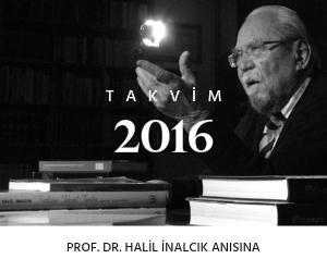 Takvim2016_HalilInalcik