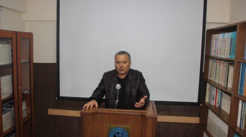 Doç. Dr. Celil Bozkurt Türk Ocaklarını Anlattı