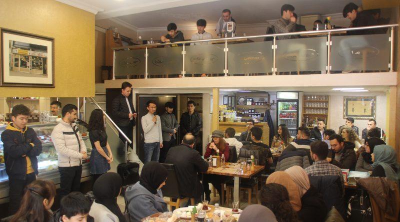 Türkistan'lı Öğrenciler Kahvaltıda Buluştu