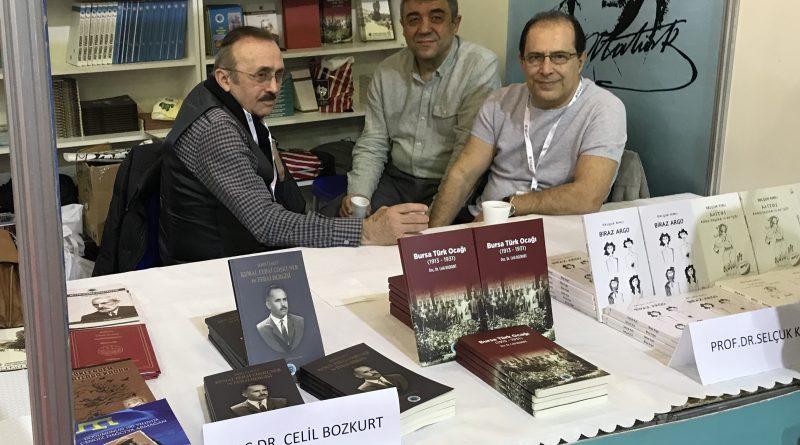 Bursa Türk Ocağı 18. Tüyap Kitap Fuarındaydı