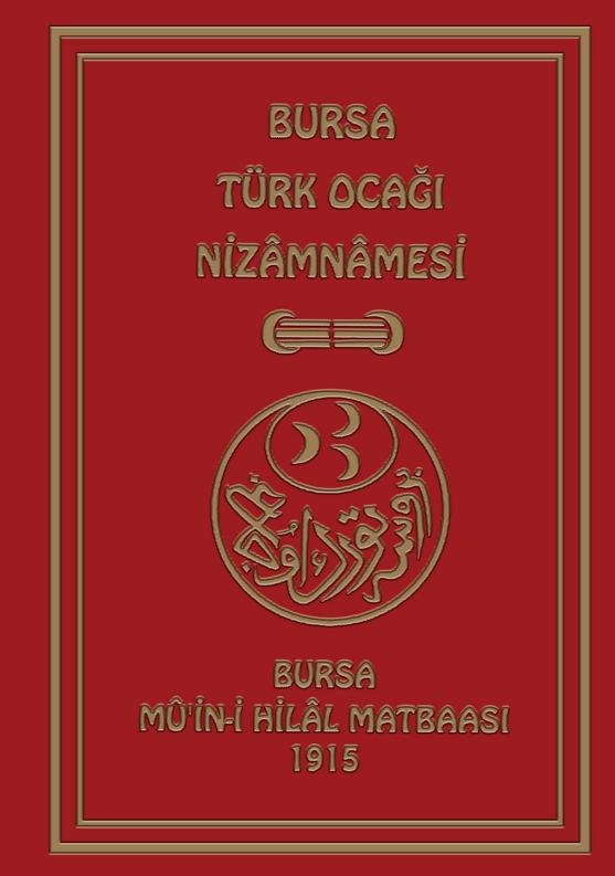 Bursa Türk Ocağı Nizamnamesi