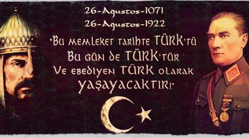 Türk'ün Ağustos Ayı Mucizeleri