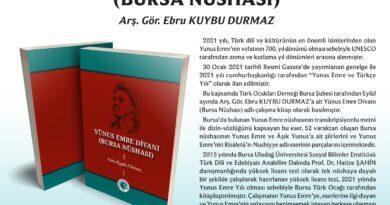 Yunus Emre Divanı (Bursa Nüshası)-Yayın